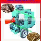 vertical type wood debarking machine