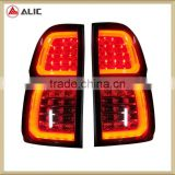 auto light spare parts 2014-2015 type hilux revo somke black tail lamp for after market