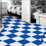 Easy installation plastic pvc vinyl dry back planks flooring for bedroom
