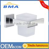 Wholesale Hotel Style Wall Mounted Stainless Steel Bathroom Cup Holder