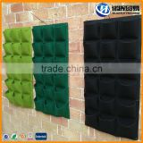 Wall vertical Garden Planter, Recycled Materials Wall Mount Balcony Plant Grow Bag for Yards, Apartments, Balconies