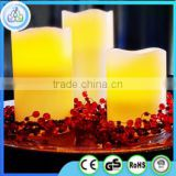 Wholesale ABS control christmas led candle