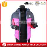 Athletic Apparel Manufacturers Sports Hiking Clothing Woman Jacket Outdoor