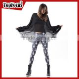 (OEM factory) Wholesale Camo 3d Digital Printing Full Leggings for women Gym Fitness Tight Yoga Pants Wear