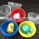 2015 plastic egg container,candy toy