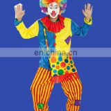 Men's Big Top Clown Costume halloween clown costume decoration