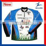 Sublimation Fishing Apparel Custom Fishing Uniforms