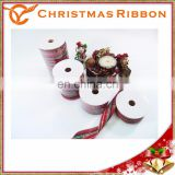 Wired Christmas Nastro Attention By Their Classic Check Pattern
