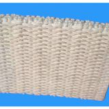 Solid-woven conveyor belt with Solid-Woven Fabric