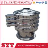 Vibrating filter sifter machine
