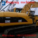 used CAT 320c crawler excavator 320c/320cl/320d/320dl