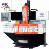 FOUR-AXIS NC ENGRAVING MACHINE FOR TIRE MOLD SIDEWALL