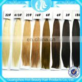 European Light Blonde Hair Extensions