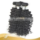 Soft and silk, very high quality peruvian deep curly hair