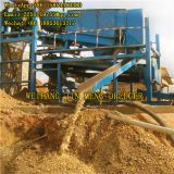 Spiral Commercial Gold Mining Equipment Gold Dredging Equipment Mobile