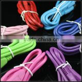 2014 hotest Specila material braided usb charger cable 8pin USB Charger Data Sync Cable in USA