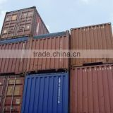 most popular	nice	20GP/40GP/40HC/HQ	used	dry cargo container	high standard	retail price	for sale