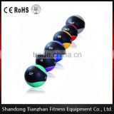 sports fitness/muscle building equipment /Commercial gym equipment Two Colors Medicine Ball/TZ-3017/ Gym Accessories