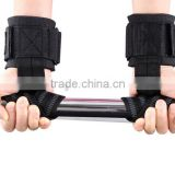 Neoprene Padded Cotton Weight Lifting Straps