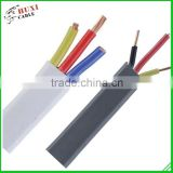 Made In China Insulated PVC Flat House Wiring Specifications Electrical Cable Price                                                                         Quality Choice