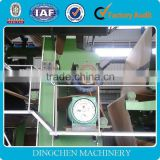 high capacity 80t/d carton paper making machine, raw material: waste carton paper, OCC, wood pulp