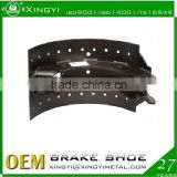 BPW 200 new model brake shoe made in China OE number 05 091 27 83 0