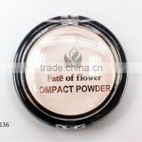 2014 Classic Waterproof Compact Powder Cosmetics Face Powder