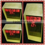 2012 Hot Sale Leaded Glass with Radiation Protection Function