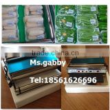 food wrapping machine for meat tray