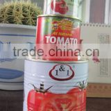 tomato ketchup production line,easy open tin lid,spaghetti tomato paste export to Togo