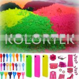 Fluorescent Pigment For Rubber or Latex (rubber balloons, rubber bands, toys)