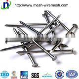 Hot Sale factory supply cheap Common Nails(diamond point)/polished nails/square boat nail