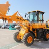 zl15F compact wheel loader / zl18 mini loader with snow remover / 4WD ZL15F wheel loader with CE /1.5 ton payloader