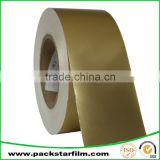 factory customized wholesale aluminium foil wrapping kraft paper
