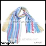 Online fabric wholesale polyester scarf pashmina scarf