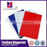 Alucoworld 2015 best sale eps cement partition aluminum composite sheet interior wall panel