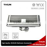 THUN Factory Stainless steel brushed Linear Shower drain