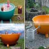 outdoor red tub spa massage spa tub small size out,sex hot tub 8 persons,water heaters hot tub