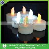 Custom Cheap Advertising Mini Plastic Light Up Candle,Led Candle Lights Flicker,Mini Electric Candle Light