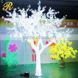 Acrylic bright white led tree for outdoor decoration                                                                         Quality Choice