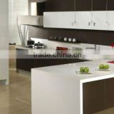 lacquer kitchen cabinets with breakfast bar and pantry high end quality in the market