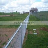 Hebei factory supply best quality Hot sale! AnPing Chain Link Fencing Green PVC