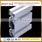 Factory price trade fair booth extruded aluminium cast iron t-slot table extrusion aluminum profile