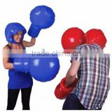 giant inflatable custom gloves winning boxing gloves