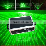 10000mW single green animation laser light, outdoor advertisement laser lighting, TEXT logo projector