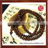 New Products on China Market 6mm Beaded Bracelet with Jewelry Box made of Fine Indian Red Sandalwood Alibaba China Supplier