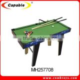 high quality MDF russian mini carom wooden billiard table for sale