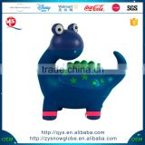Cute Dinosaurus Bank ATM for Resin Vivid Pig Piggy with Atm Coin Bank