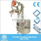 ND-F320 3/4 Sides Sealing Back Sealing High Quality Automatic Rotary Cement Packing Machine