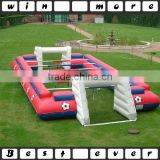 inflatable table foosball human foosball playfield